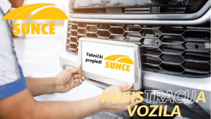 Registracija vozila Beograd