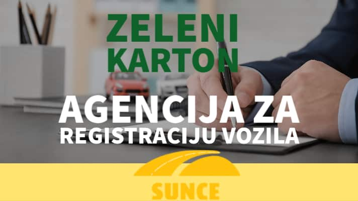 Zeleni karton - Agencija Sunce
